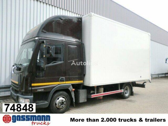 IVECO EuroCargo 75 E 17/4,2, 5x VORHANDEN! Klima kamion furgon