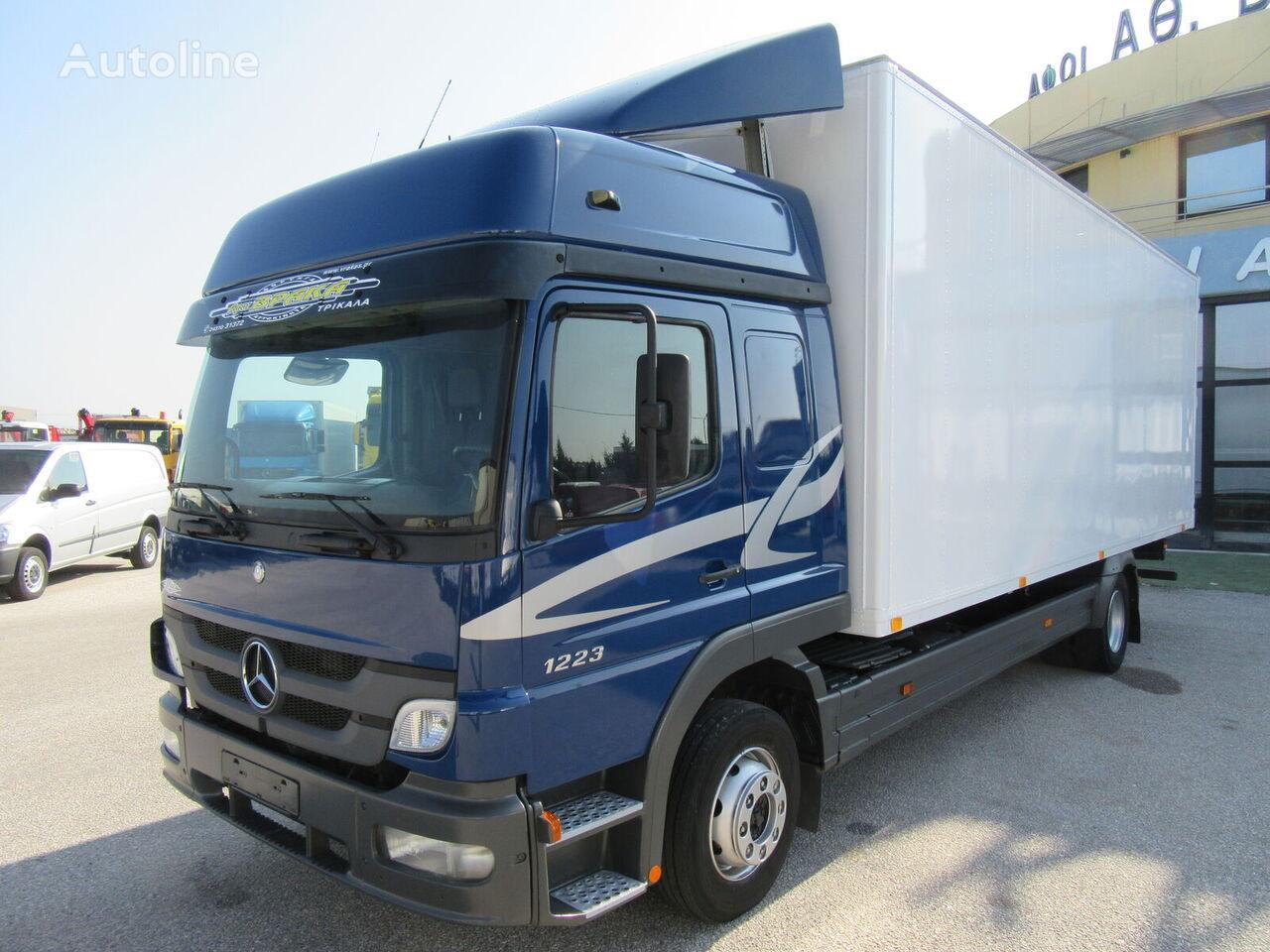 MERCEDES-BENZ 1223 ATEGO /EURO 3 kamion furgon