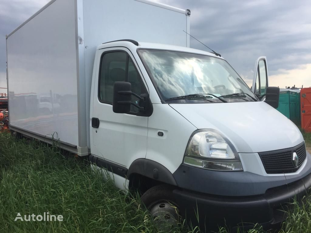 RENAULT Mascott kamion furgon