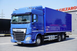 DAF XF 460 SC , E6 , 6X2 , Schmitz 19 EPAL , manual , retarder  kamion hladnjača