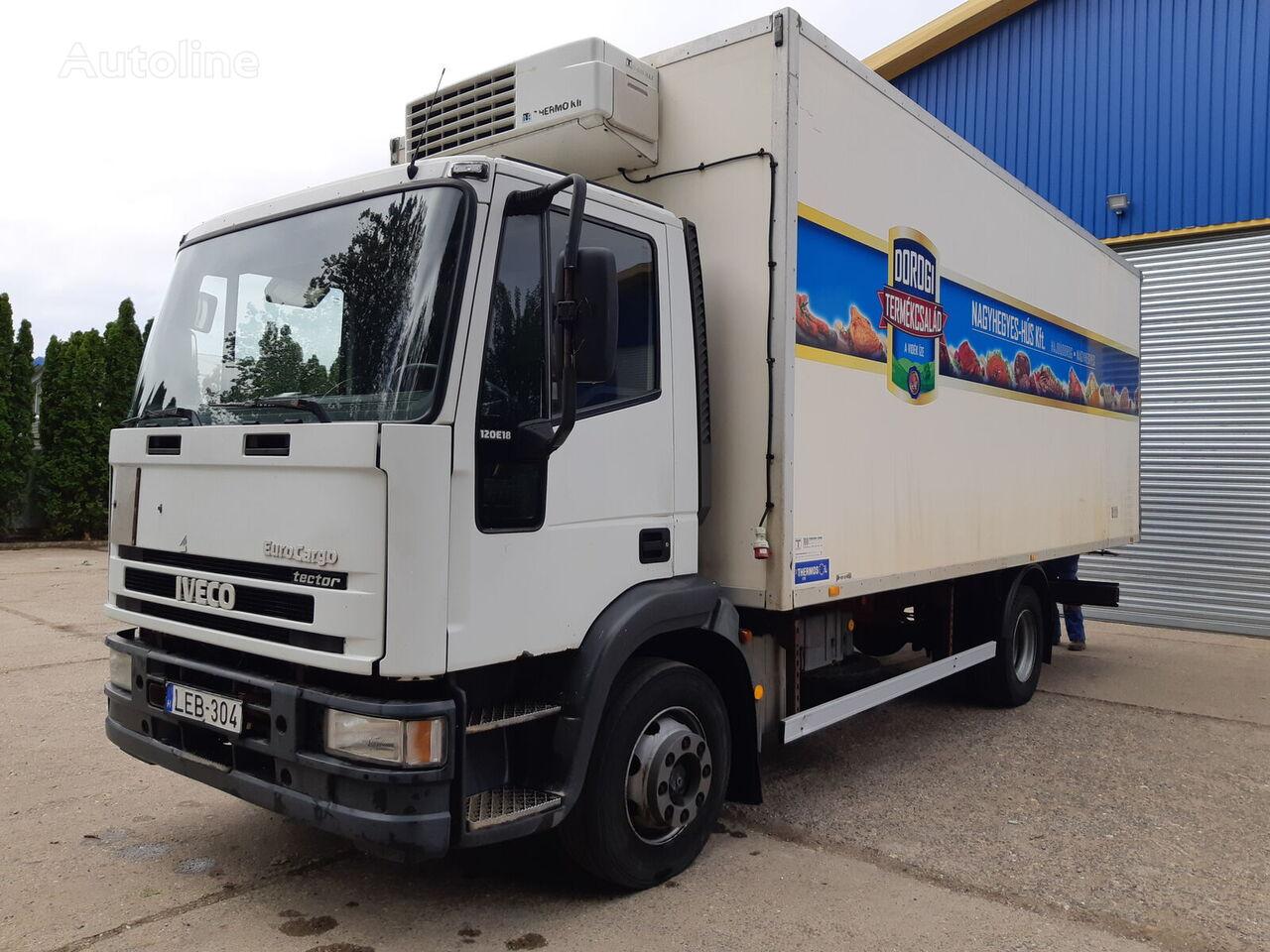 IVECO 120E18 Thermoking V500+Meathooks kamion hladnjača