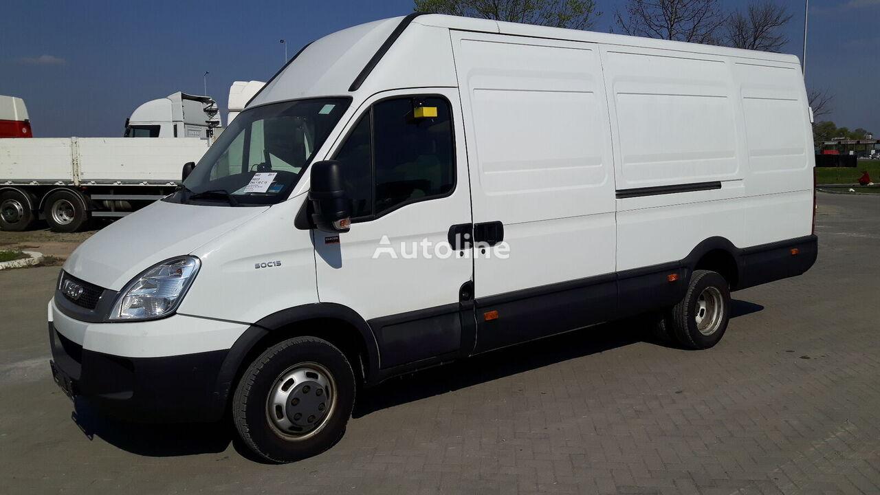 IVECO 50c15 cooler kamion hladnjača