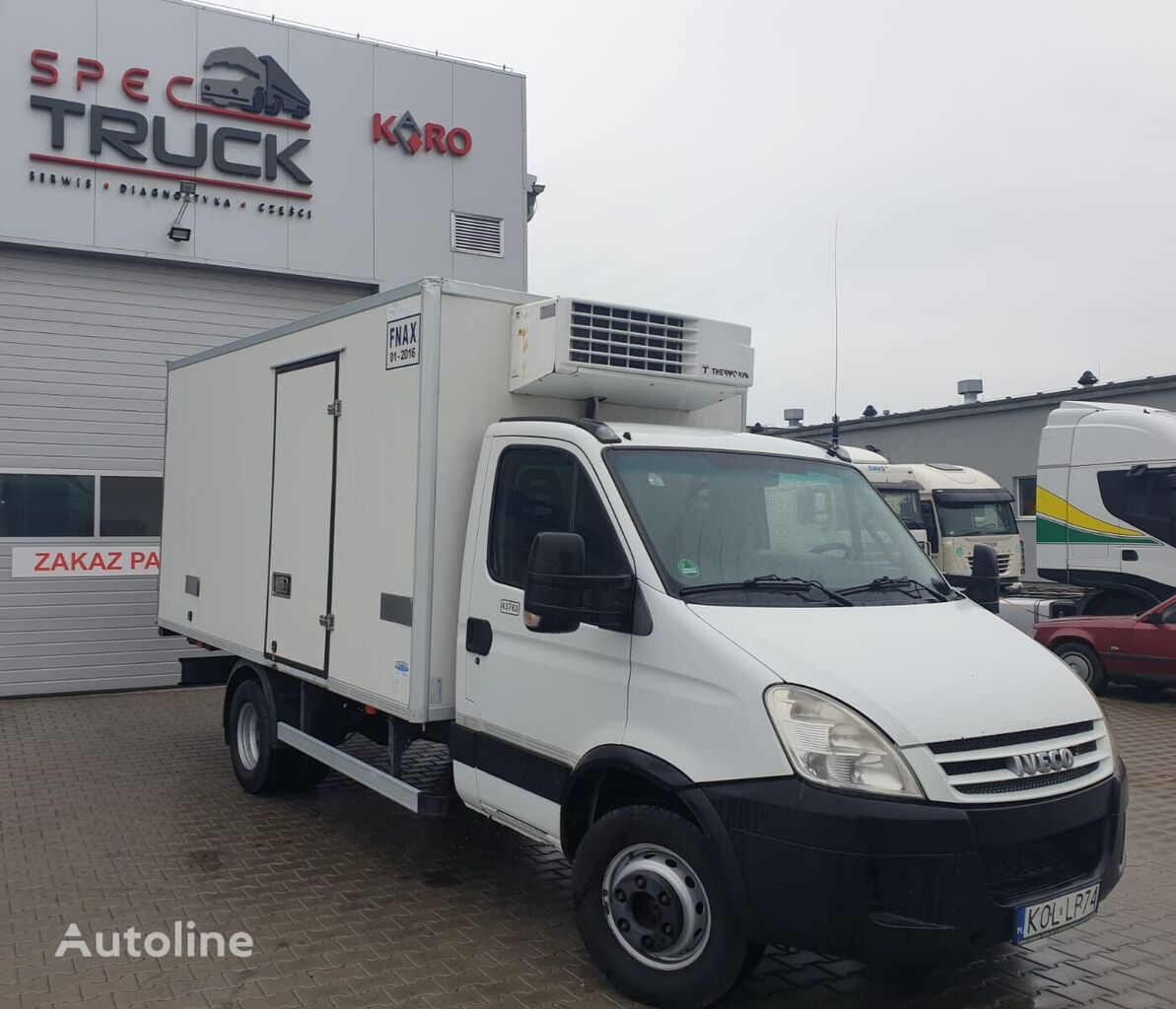 IVECO Daily 65C15, Thermoking V500w, 10 Palet, 3.0 D kamion hladnjača