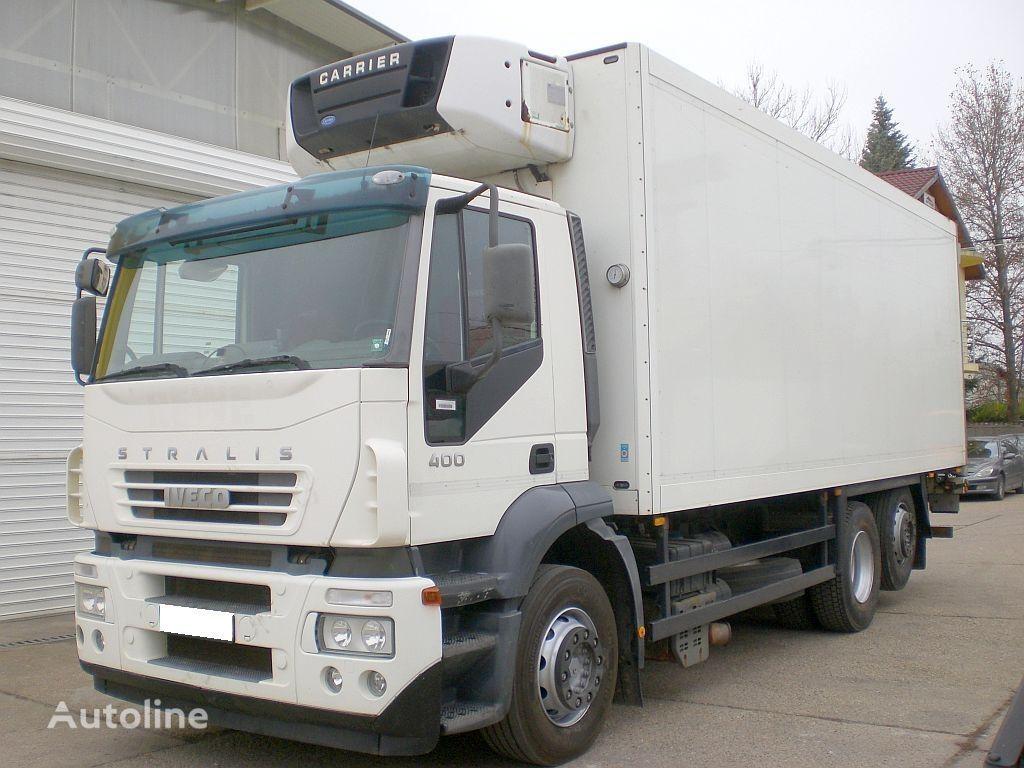 IVECO STRALIS 260S40 ,CARRIER kamion hladnjača