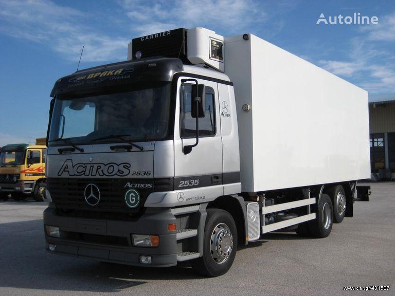 MERCEDES-BENZ 2535 L ACTROS kamion hladnjača