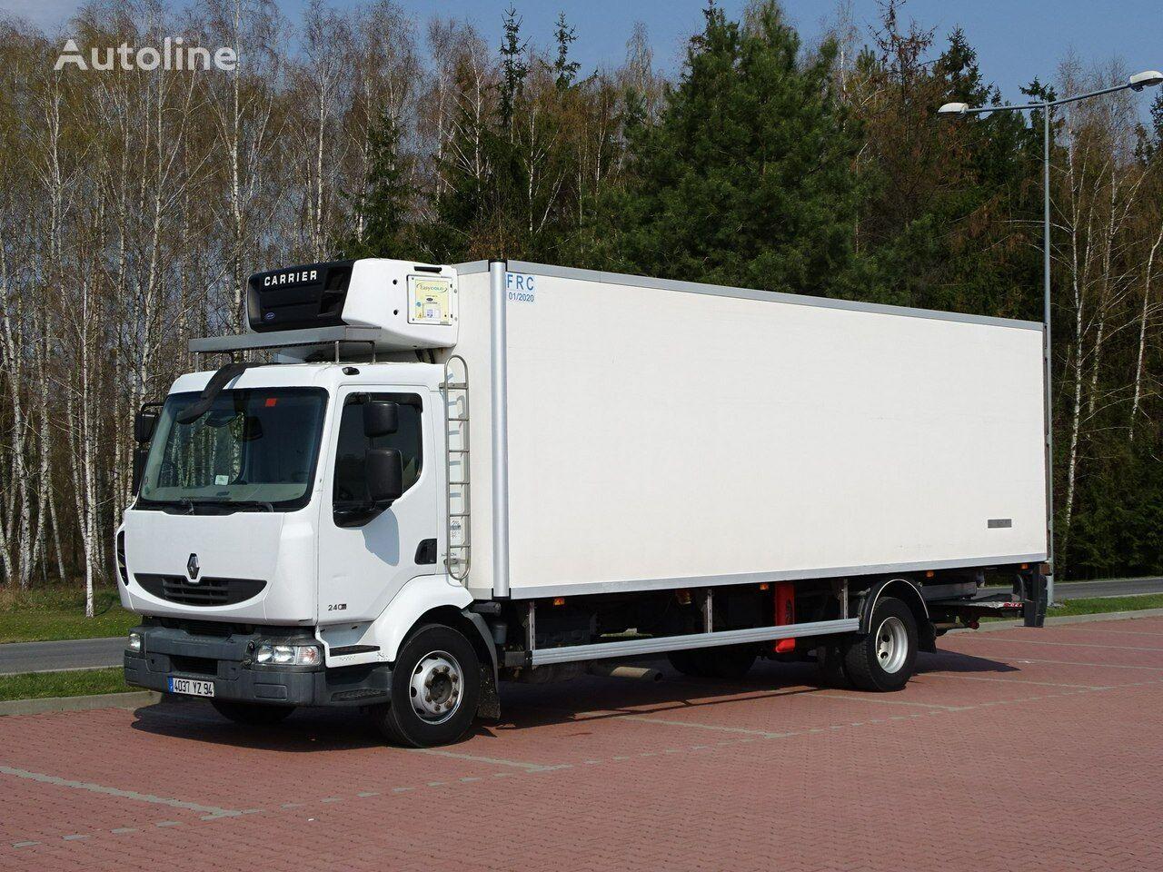 RENAULT MIDLUM 240 DXI  kamion hladnjača