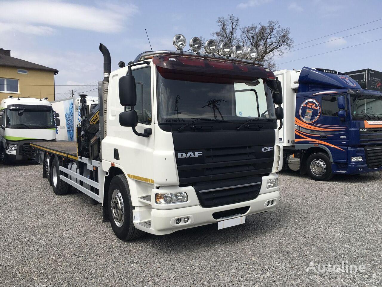 DAF CF XF 75.310  kamion platforma