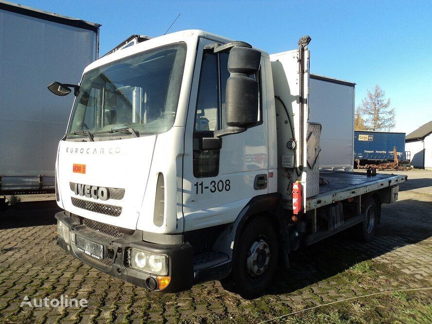 IVECO Eurocargo 75E18 kamion platforma
