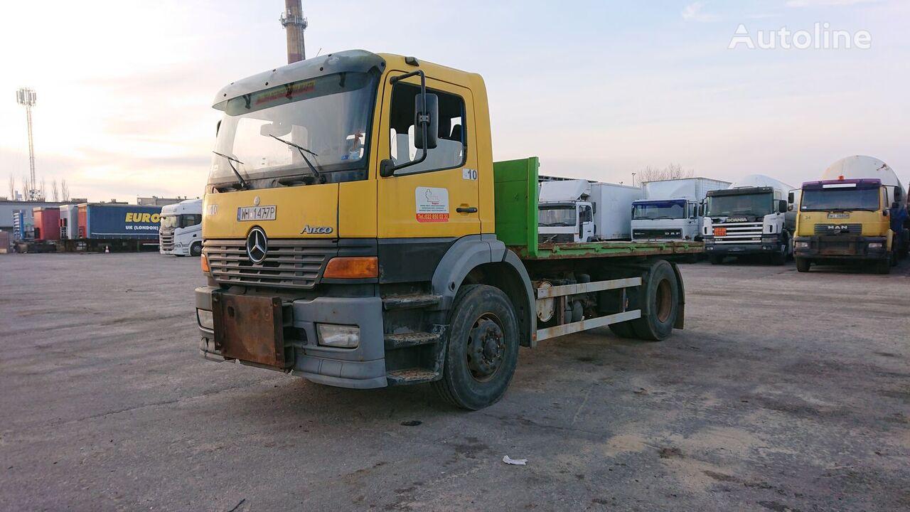 MERCEDES-BENZ 1828 kamion platforma