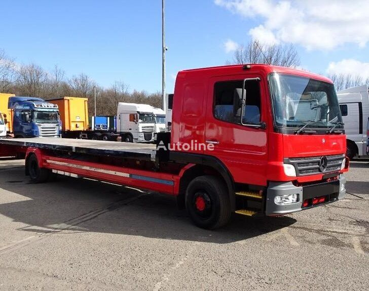 MERCEDES-BENZ Atego 1318 4x2 Flat Bed Truck - Right Hand kamion platforma