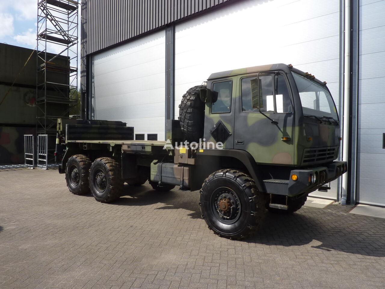 RENAULT M1084 MTV  kamion platforma