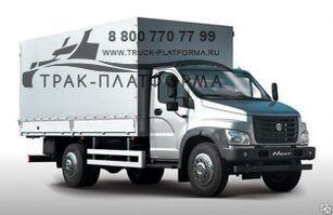novi GAZ Next C41R13 kamion s ceradom
