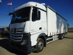 MERCEDES-BENZ ACTROS 25 45 kamion s ceradom