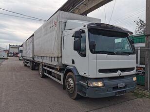 RENAULT Premium 300 Pritsche kamion s ceradom