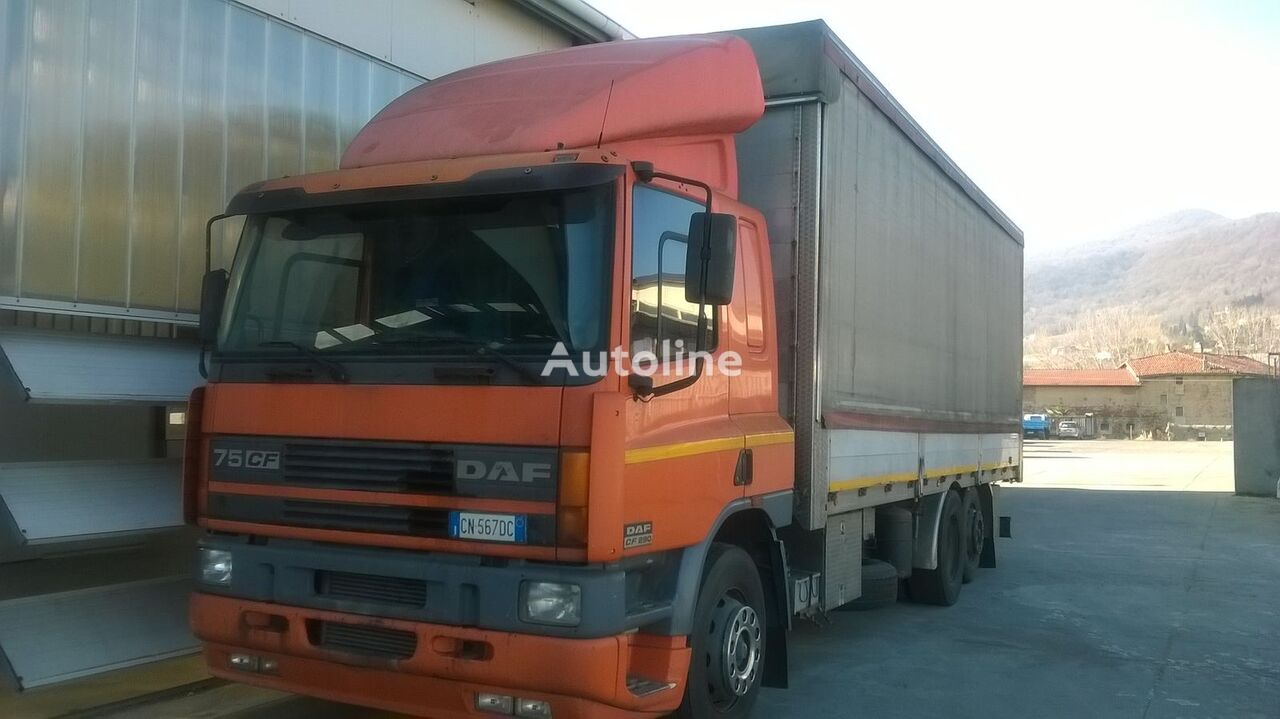 DAF CF 75.290 kamion s ceradom