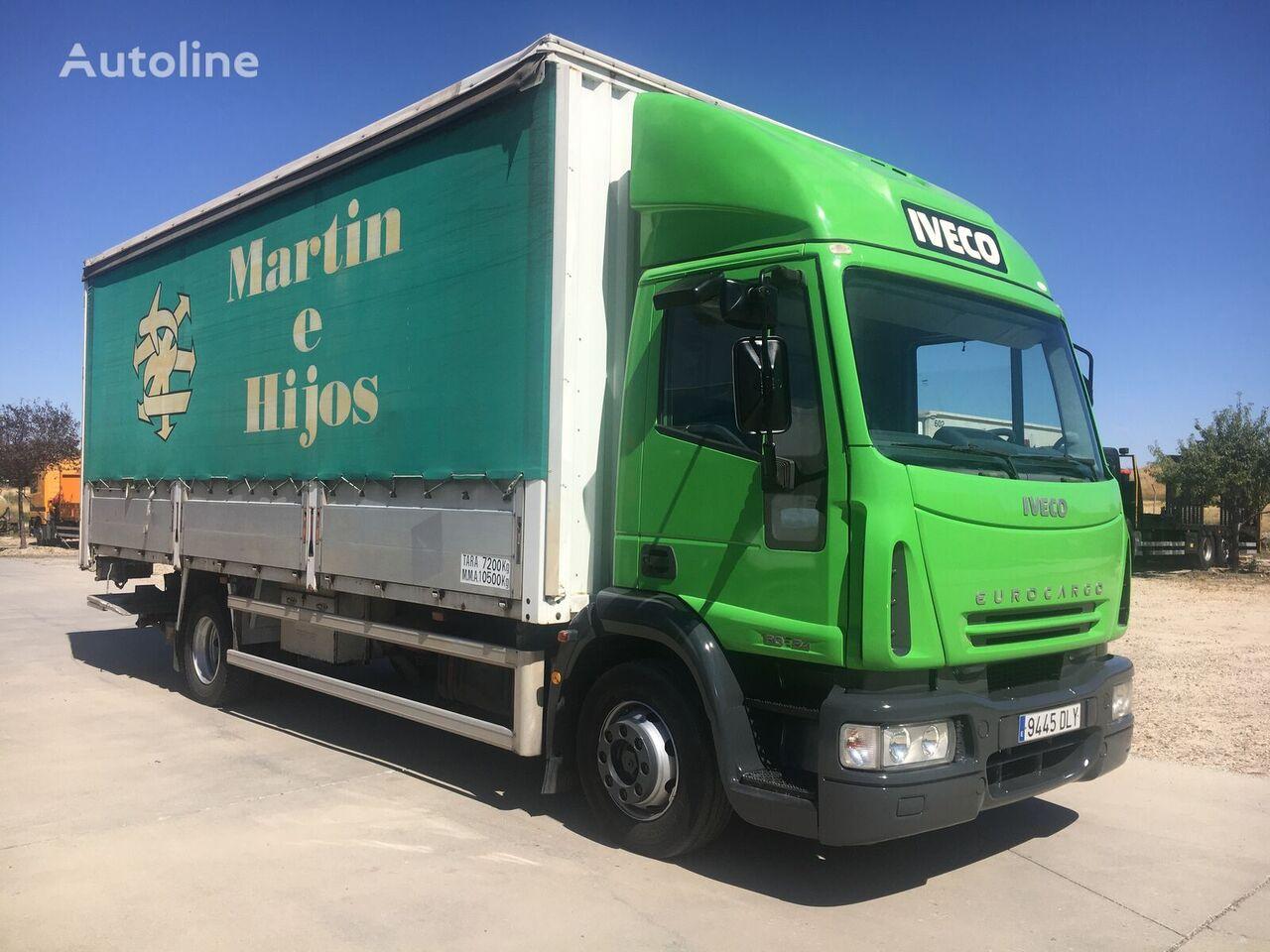 IVECO 240. 12 TON. 17 PALETS kamion s ceradom