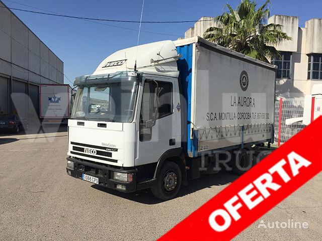 IVECO EUROCARGO ML100E18 kamion s ceradom