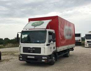 MAN TGL 8.180 BB, LBW, Neue Plane  kamion s ceradom