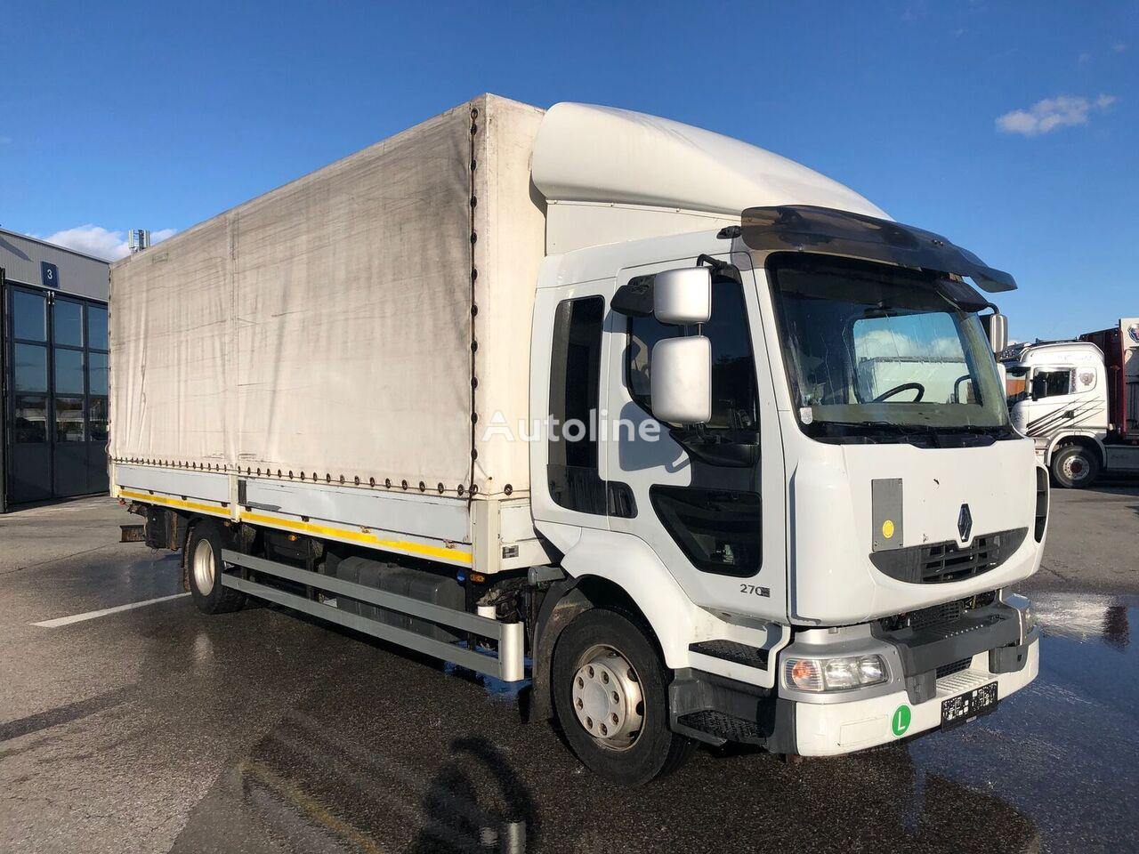 RENAULT Midlum 270.14 kamion s ceradom