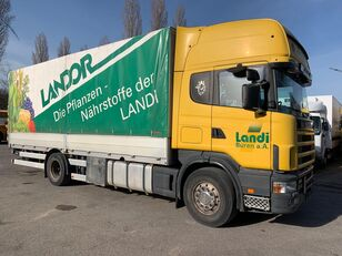 SCANIA R164 kamion s ceradom