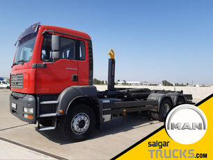 MAN TGA 26.430- kamion s kukom