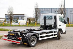 novi Mitsubishi Fuso 9C18 AMT + KING HZ6R Hooklift kamion s kukom