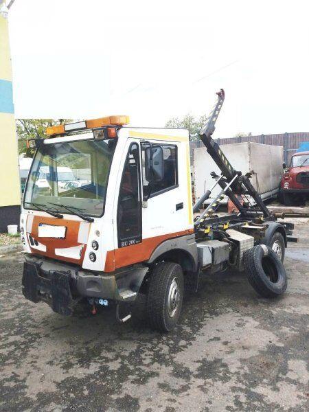 BUCHER 4x4 Schörling BU 200 (6.5t kamion s kukom