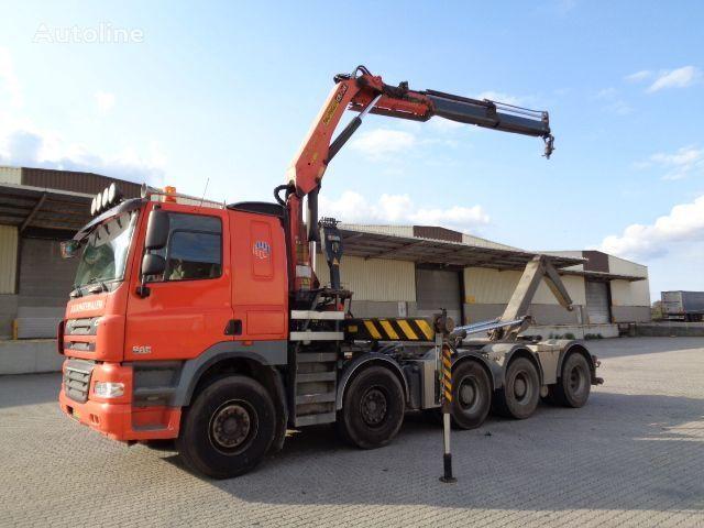 DAF CF85-410 kamion s kukom