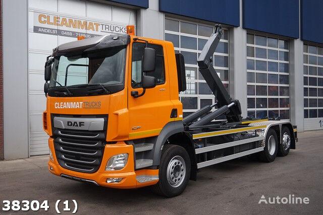 DAF FAN CF 430 6x2 Euro 6 kamion s kukom