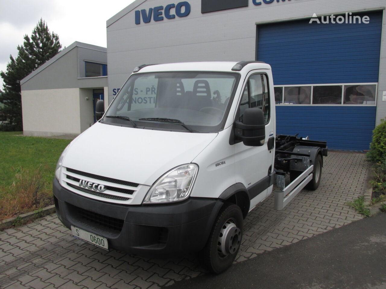 IVECO 65C15 K  kamion s kukom