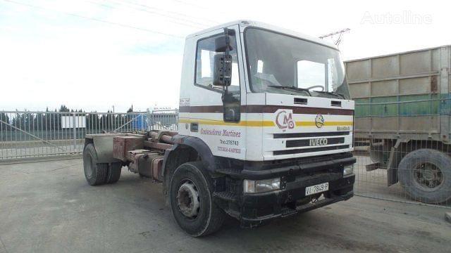 IVECO MT190E24 EUROTECH kamion s kukom