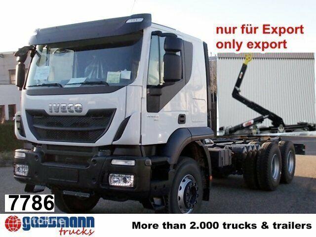 novi IVECO Trakker / AD260T45 / Autom./Klima kamion s kukom