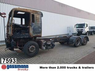 MAN TGA 26.440 6x2 BL Brandschaden TGA 26.440 6x2 BL Brandschaden kamion s kukom