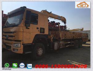 HOWO SQS200 kamion s ravnom platformom