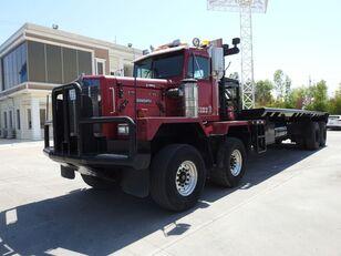 KENWORTH * C500 * Bed / Winch * 8x4 Oil Field Truck * kamion s ravnom platformom