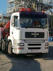 MAN  TGA 41.480 8X4 kamion s ravnom platformom