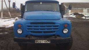 ZIL 554 kamion s ravnom platformom