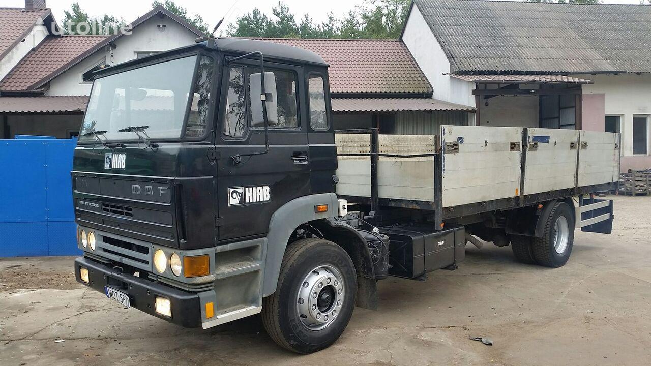 DAF 1900 Steel/Steel (85/95/2300/2800/3600/CF/XF/ATI) kamion s ravnom platformom