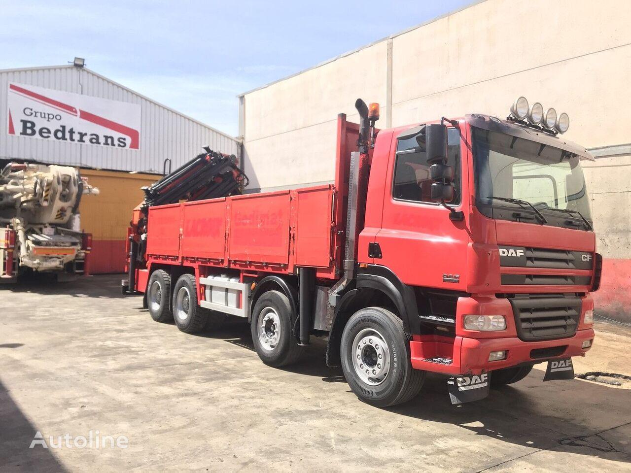 DAF CF 85430 kamion s ravnom platformom