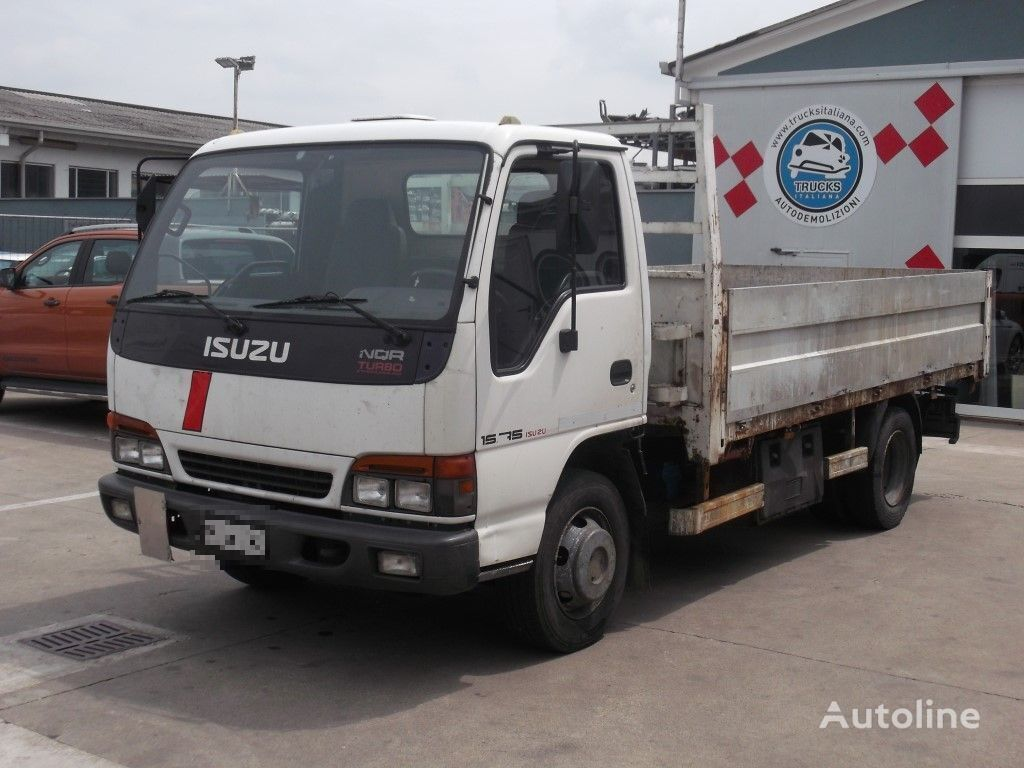 ISUZU NQR 70L 7,5 PTT kamion s ravnom platformom