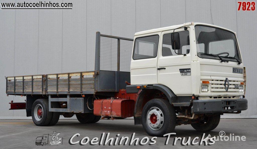 RENAULT S 150.13 kamion s ravnom platformom