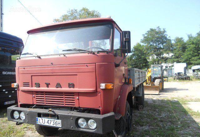 STAR 1142 truck lorry pritsche kamion s ravnom platformom