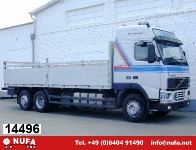 VOLVO FH New 12-420 FH New 12-420  kamion s ravnom platformom