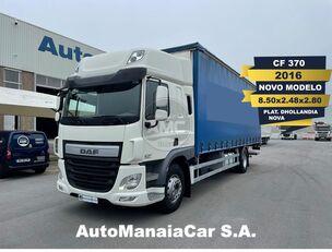 DAF CF SSC 370 EURO6 4X2 CORTINAS kamion sa kliznom ceradom