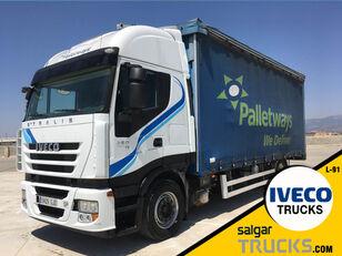 IVECO AS440S45T/P kamion sa kliznom ceradom