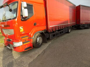 RENAULT PREMIUM 460 DXI EEV kamion sa kliznom ceradom + prikolica sa kliznom ceradom