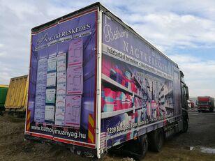 SCHWARZMÜLLER LBA ROLÓPONYVÁS FELÉPÍTMÉNY kamion sa kliznom ceradom
