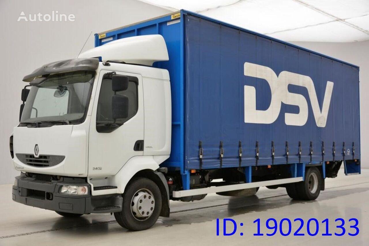 RENAULT Midlum 240 Dxi kamion sa kliznom ceradom