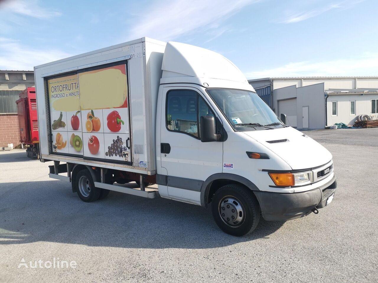 IVECO DAILY 50C15 Coibentato (Mercato) kamion sandučar