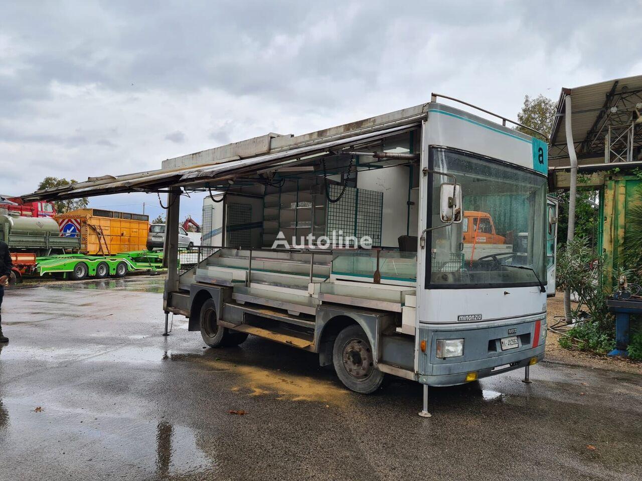 IVECO Minonzio 99.18 kamion sandučar